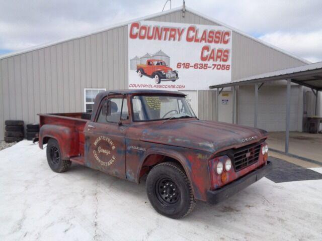 1964 Dodge D250 (CC-1340165) for sale in Staunton, Illinois