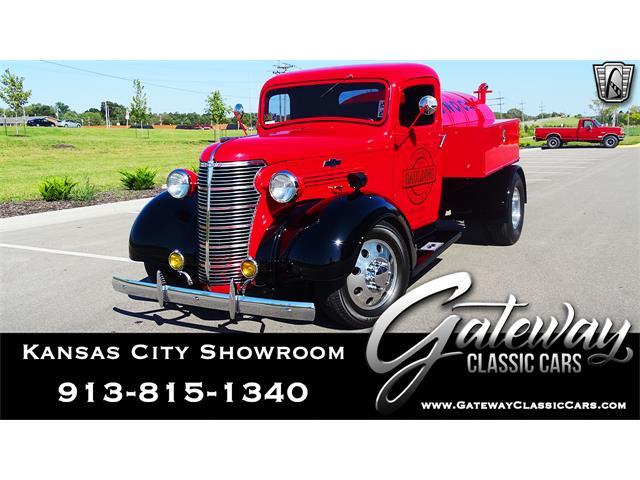 1938 Chevrolet Tanker (CC-1341659) for sale in O'Fallon, Illinois