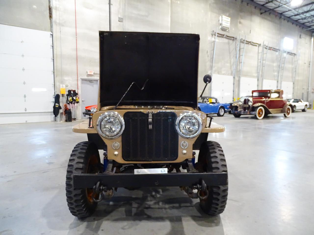1948 Willys Jeep (CC-1341680) for sale in O'Fallon, Illinois