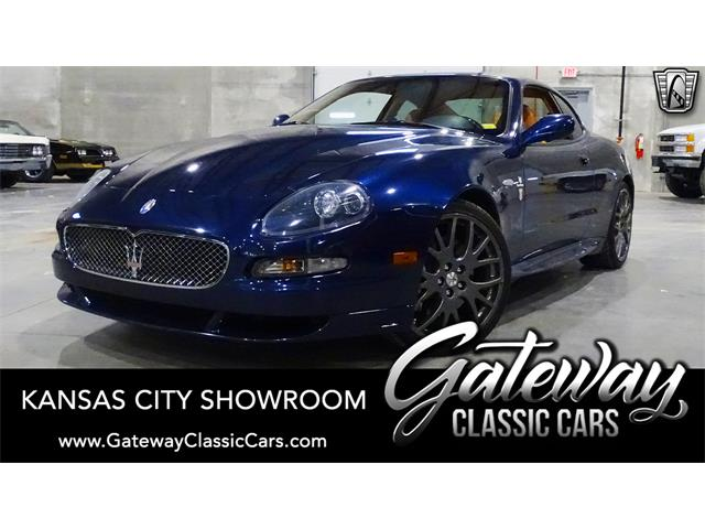 2006 Maserati Gransport (CC-1341690) for sale in O'Fallon, Illinois