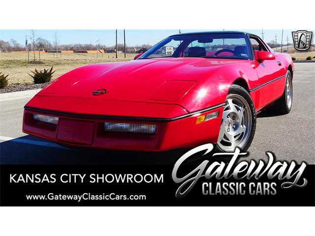 1990 Chevrolet Corvette (CC-1341706) for sale in O'Fallon, Illinois