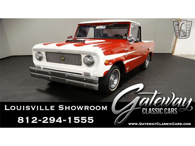 1962 International Scout (CC-1341732) for sale in O'Fallon, Illinois
