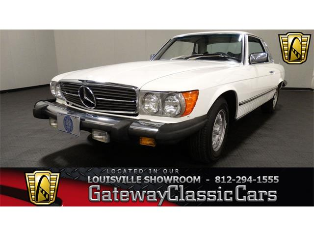 1979 Mercedes-Benz 450SLC (CC-1341734) for sale in O'Fallon, Illinois