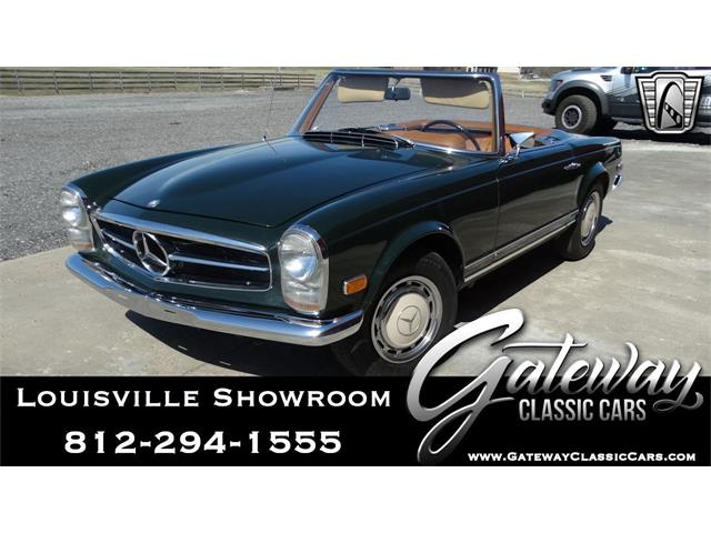 1969 Mercedes-Benz 280SL (CC-1341742) for sale in O'Fallon, Illinois