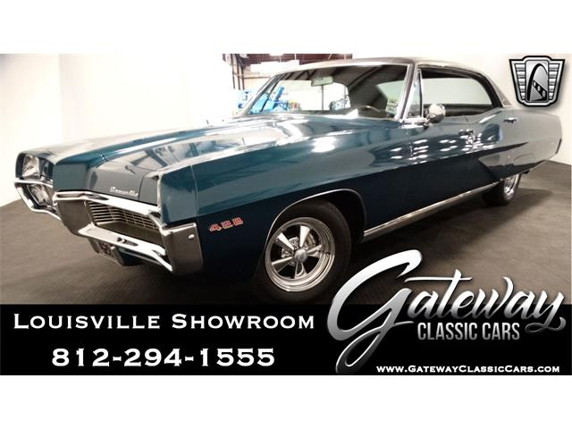 1967 Pontiac Bonneville (CC-1341745) for sale in O'Fallon, Illinois