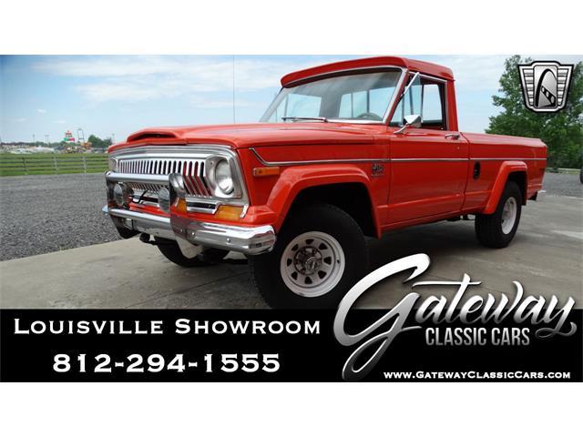1978 Jeep CJ (CC-1341750) for sale in O'Fallon, Illinois