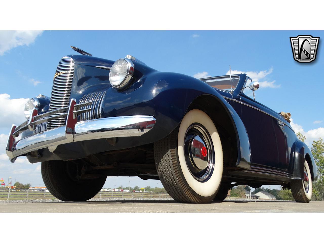 1940 Cadillac LaSalle (CC-1341780) for sale in O'Fallon, Illinois