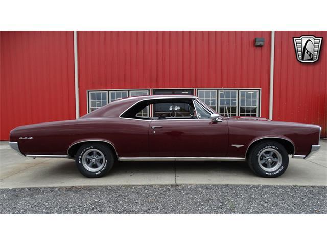 1966 Pontiac GTO (CC-1341787) for sale in O'Fallon, Illinois