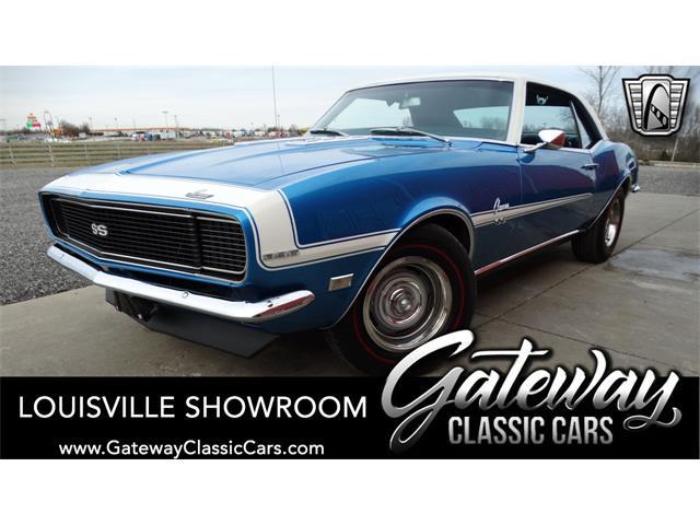 1968 Chevrolet Camaro (CC-1341816) for sale in O'Fallon, Illinois