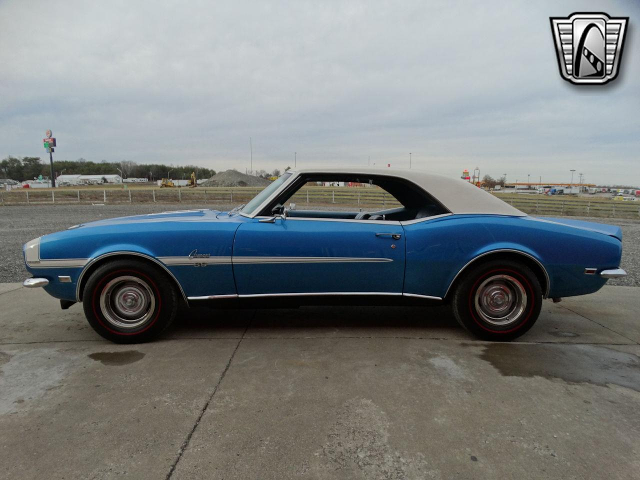 1968 Chevrolet Camaro (CC-1341816) for sale in O'Fallon, Illinois