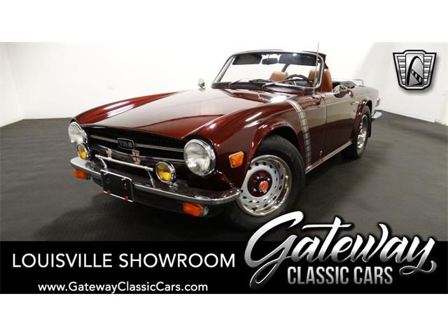 1973 Triumph TR6 (CC-1341817) for sale in O'Fallon, Illinois