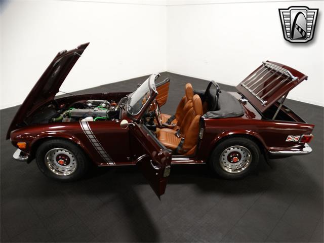 1973 Triumph TR6 (CC-1341817) for sale in O'Fallon, Illinois