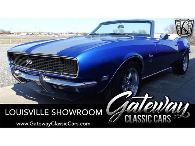 1968 Chevrolet Camaro (CC-1341833) for sale in O'Fallon, Illinois