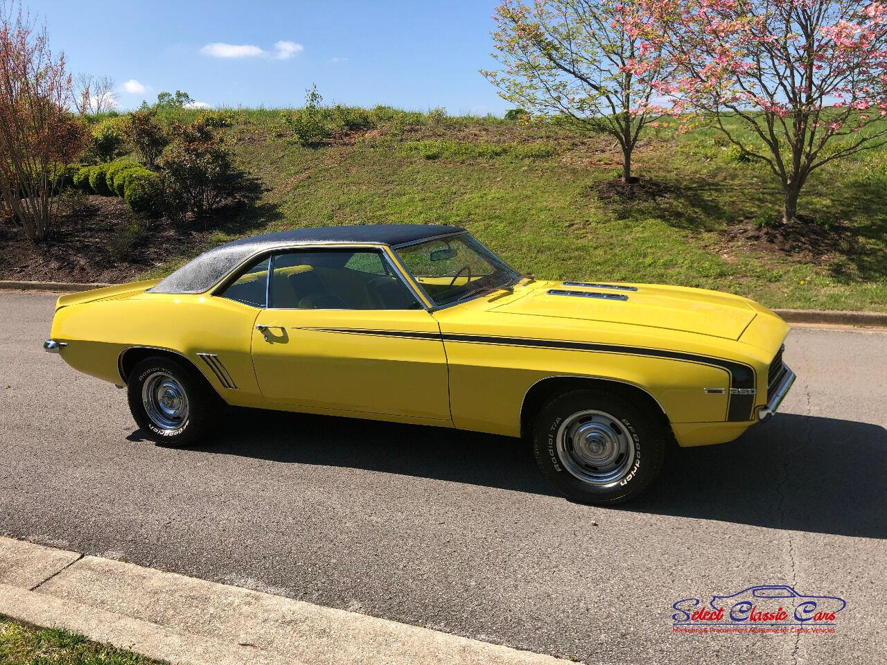 1969 Chevrolet Camaro (CC-1340184) for sale in Hiram, Georgia
