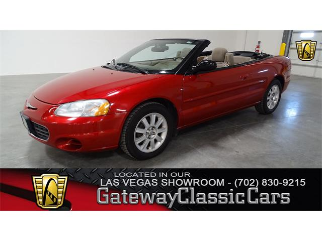 2002 Chrysler Sebring (CC-1341858) for sale in O'Fallon, Illinois
