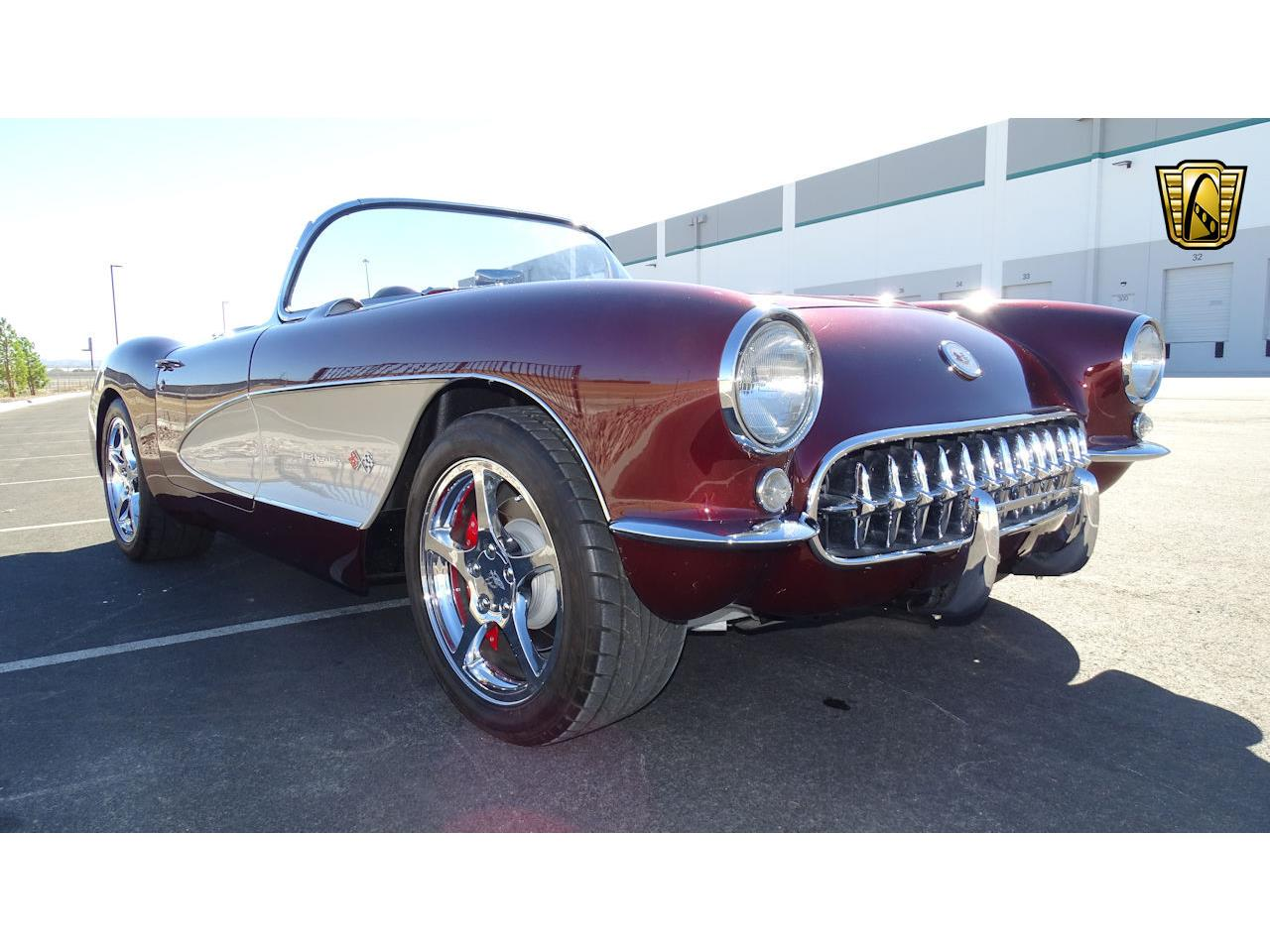 1957 Chevrolet Corvette (CC-1341861) for sale in O'Fallon, Illinois