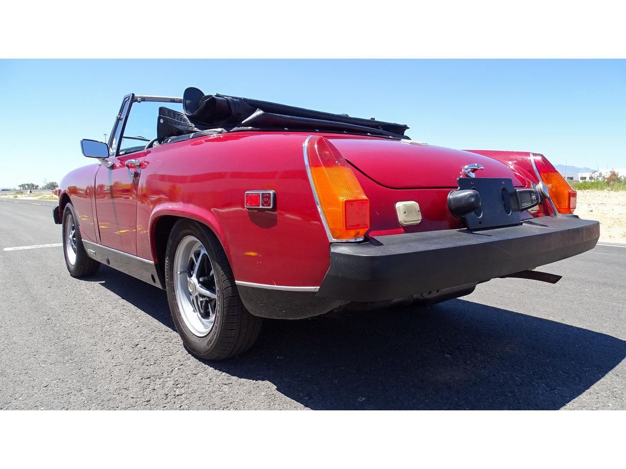 1977 MG Midget (CC-1341884) for sale in O'Fallon, Illinois