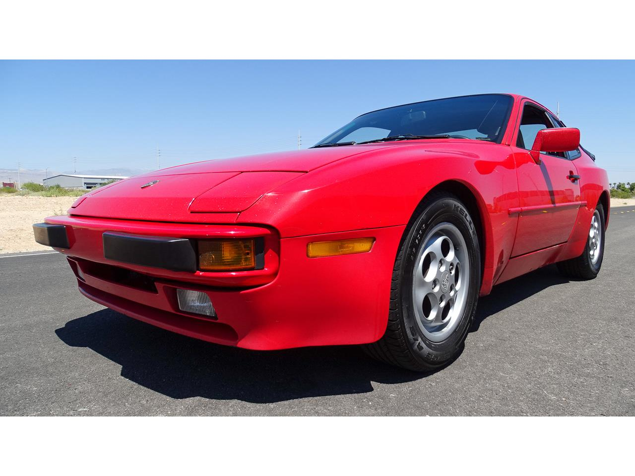 1988 Porsche 944 (CC-1341886) for sale in O'Fallon, Illinois