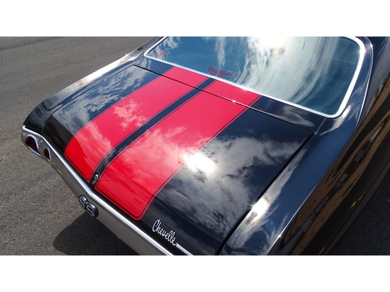 1972 Chevrolet Chevelle (CC-1341888) for sale in O'Fallon, Illinois