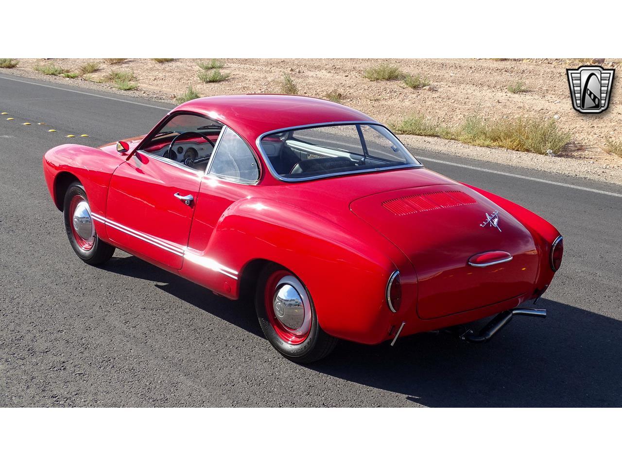1962 Volkswagen Karmann Ghia (CC-1341907) for sale in O'Fallon, Illinois