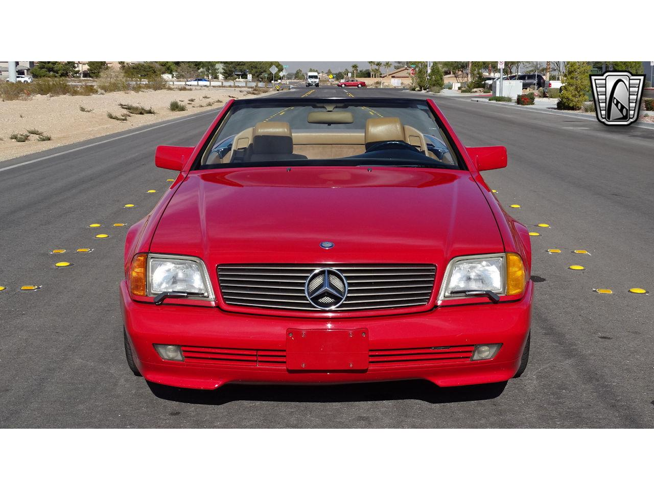 1990 Mercedes-Benz 500SL (CC-1341915) for sale in O'Fallon, Illinois