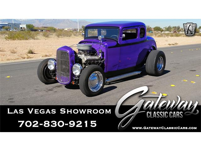 1932 Ford 5-Window Coupe (CC-1341934) for sale in O'Fallon, Illinois
