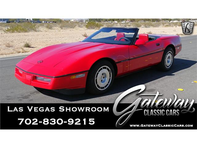1986 Chevrolet Corvette (CC-1341935) for sale in O'Fallon, Illinois
