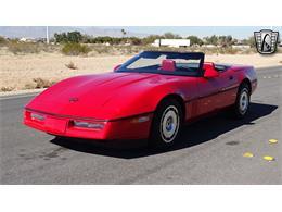 1986 Chevrolet Corvette (CC-1341935) for sale in O'Fallon, Illinois