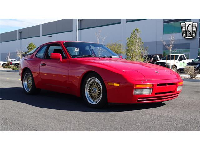 1985 Porsche 944 (CC-1341936) for sale in O'Fallon, Illinois