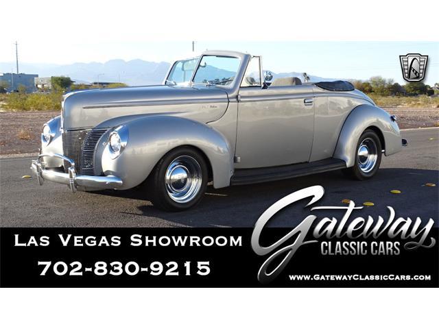 1940 Ford Deluxe (CC-1341943) for sale in O'Fallon, Illinois