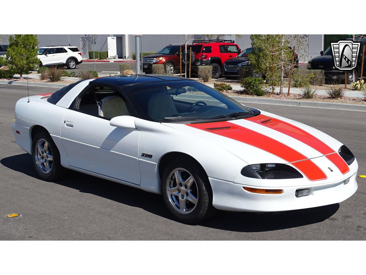 1997 Chevrolet Camaro (CC-1341946) for sale in O'Fallon, Illinois