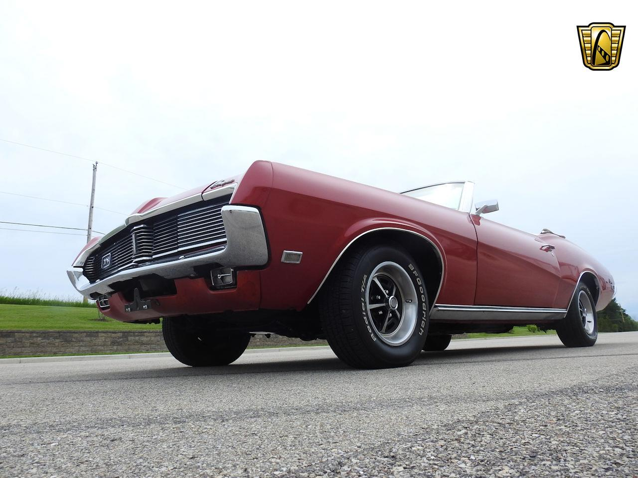 1969 Mercury Cougar (CC-1341960) for sale in O'Fallon, Illinois