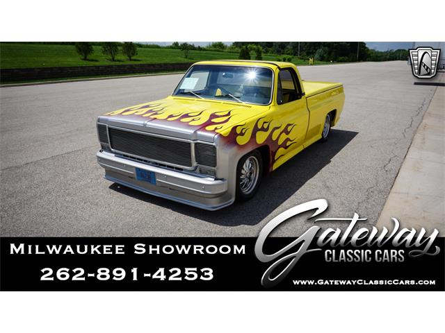 1976 Chevrolet C10 (CC-1341979) for sale in O'Fallon, Illinois