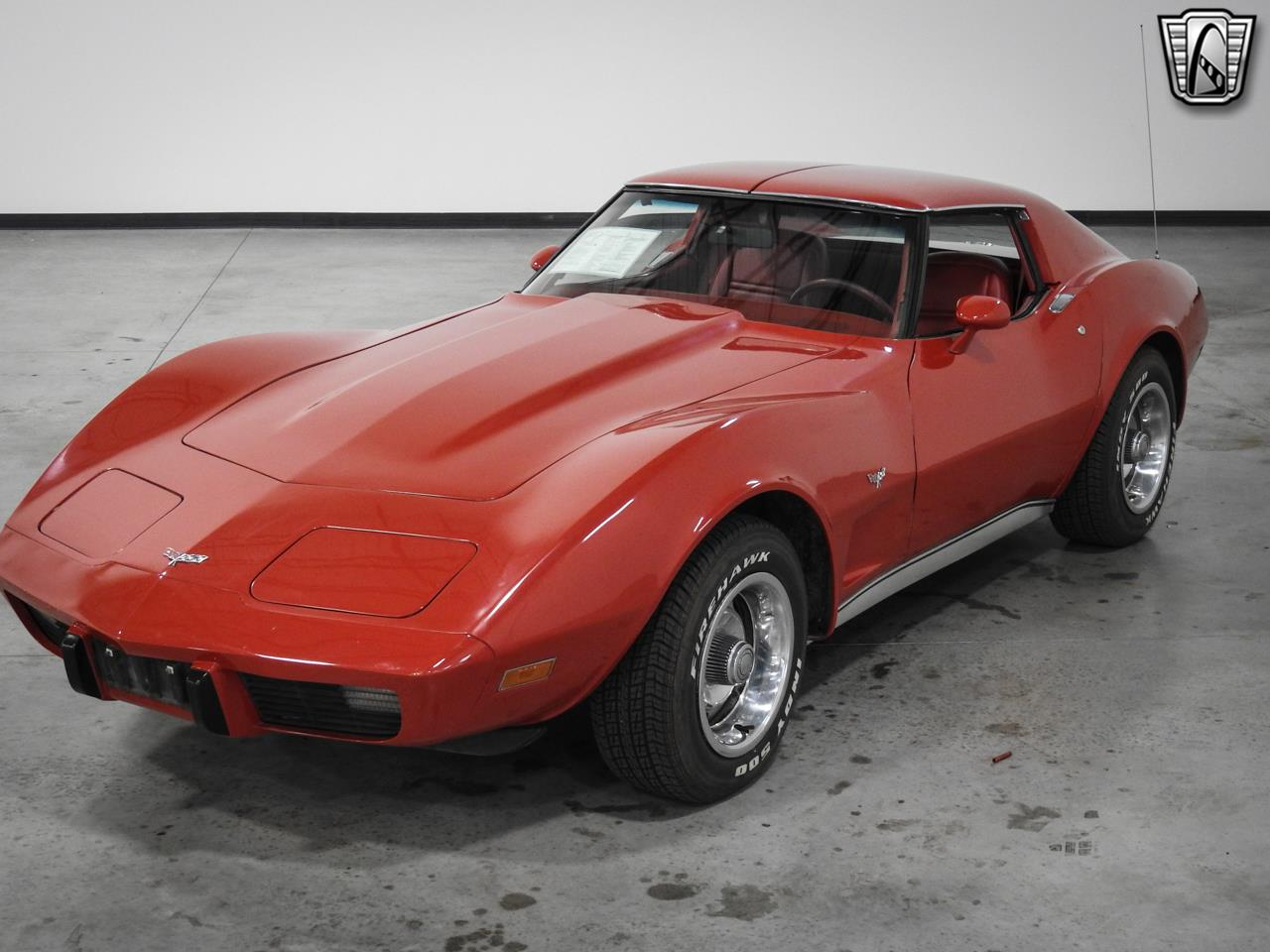 1977 Chevrolet Corvette (CC-1341988) for sale in O'Fallon, Illinois