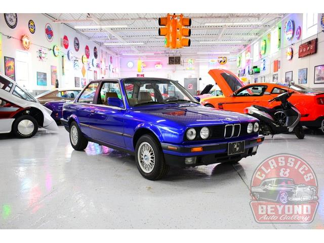 1989 BMW 325 (CC-1340020) for sale in Wayne, Michigan