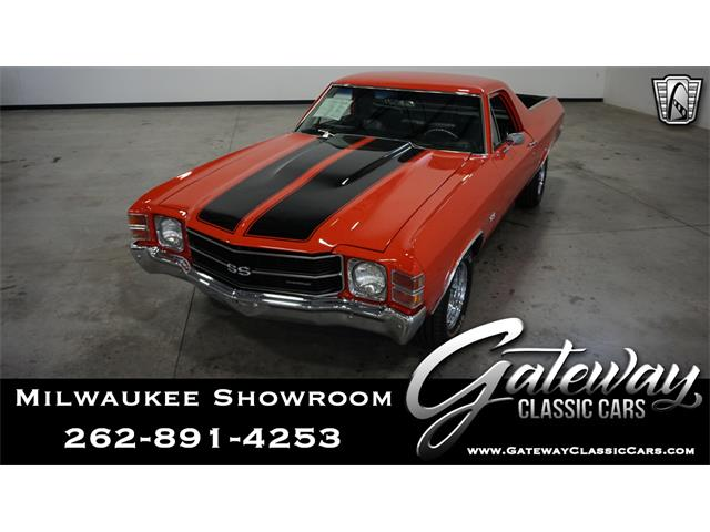 1971 Chevrolet El Camino (CC-1342004) for sale in O'Fallon, Illinois