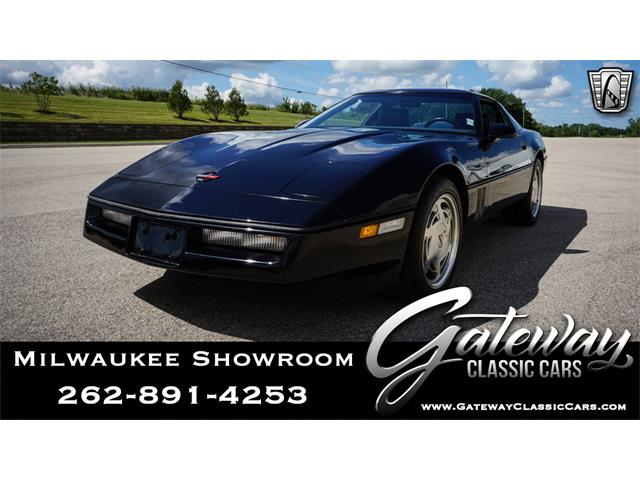 1989 Chevrolet Corvette (CC-1342010) for sale in O'Fallon, Illinois