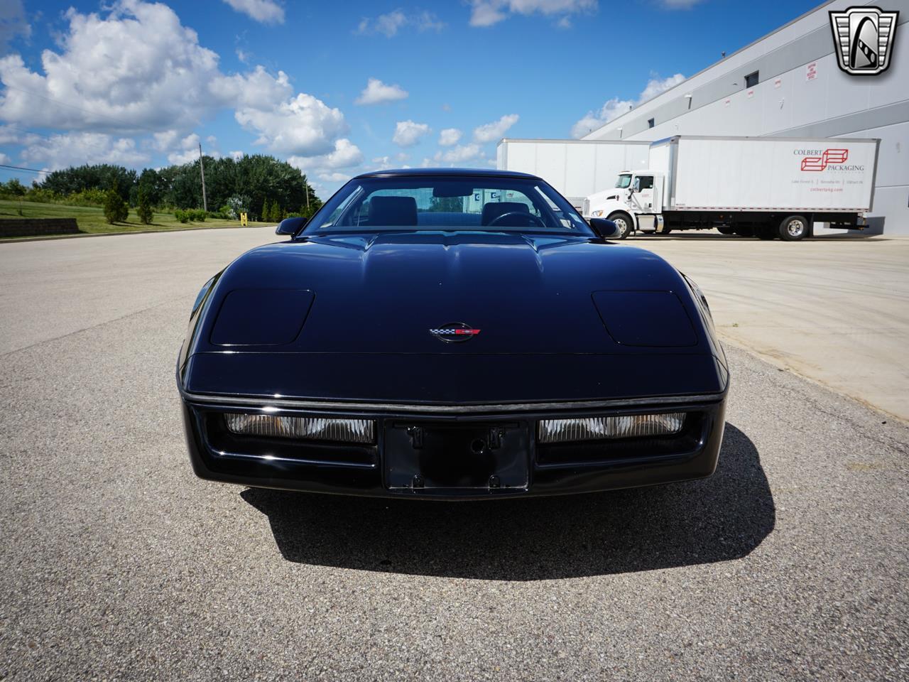 1989 Chevrolet Corvette (CC-1342010) for sale in O'Fallon, Illinois