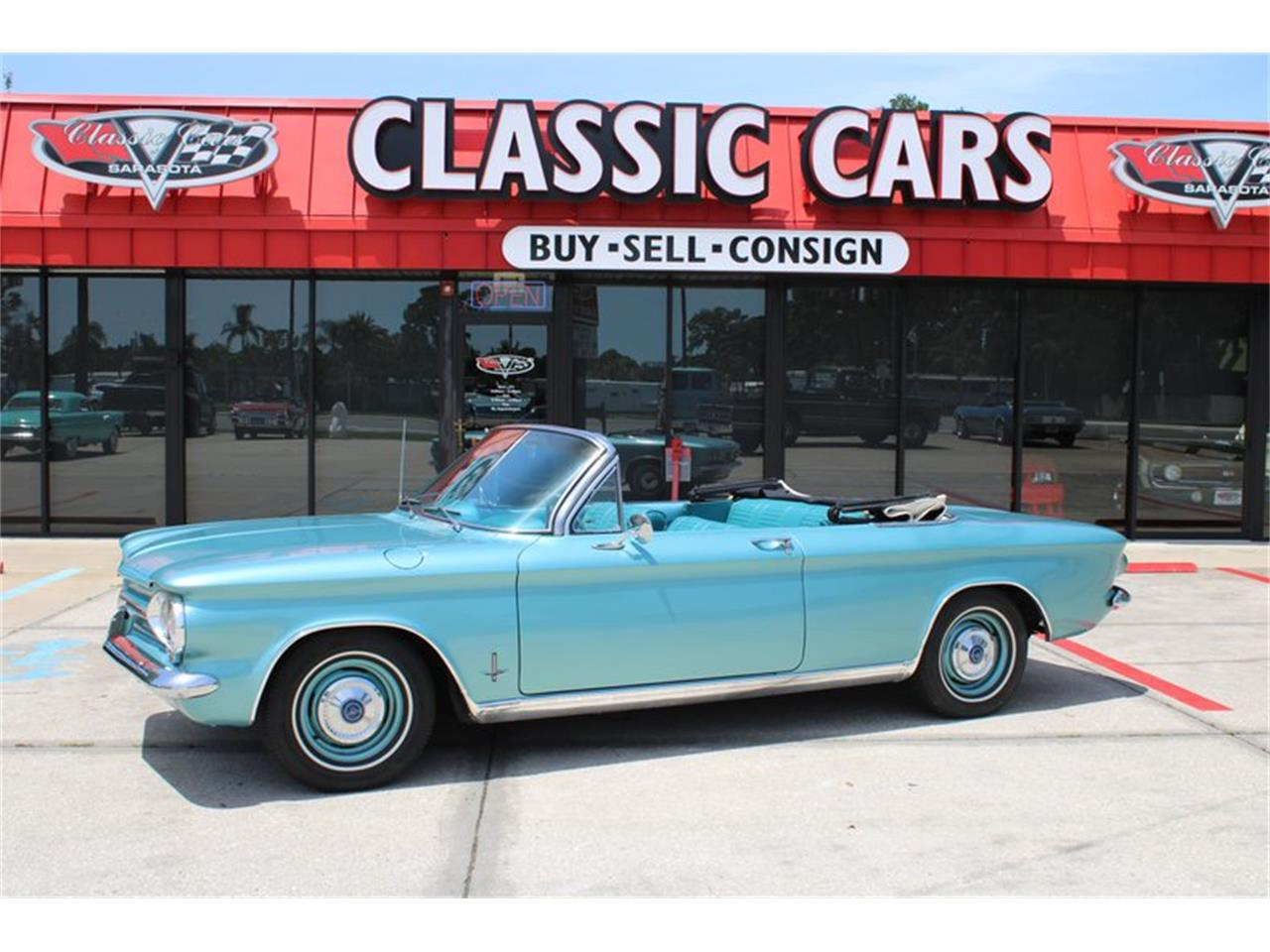 1964 Chevrolet Corvair (CC-1340203) for sale in Sarasota, Florida