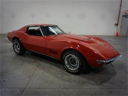 1968 Chevrolet Corvette (CC-1342031) for sale in O'Fallon, Illinois