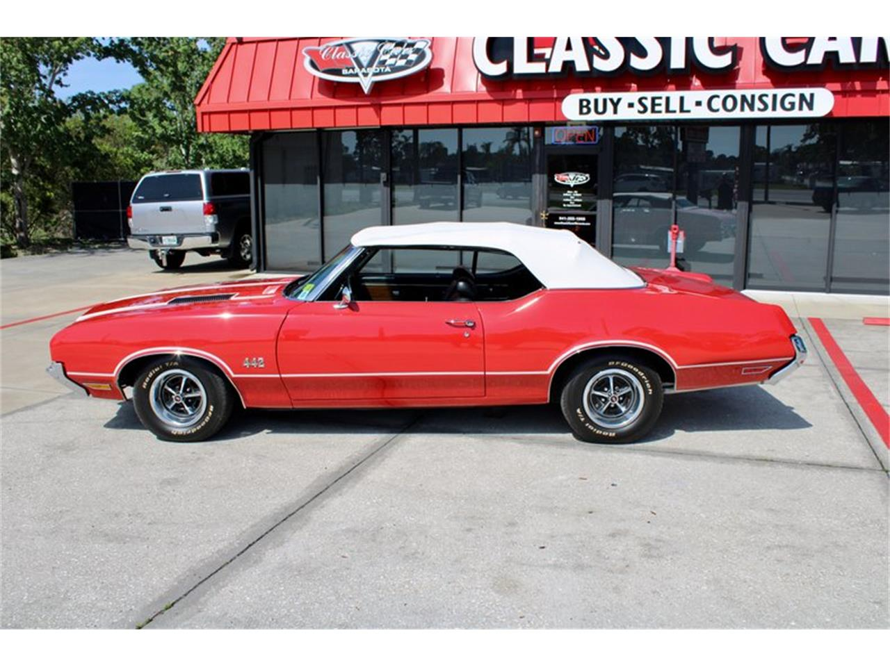 1972 Oldsmobile 442 (CC-1340204) for sale in Sarasota, Florida