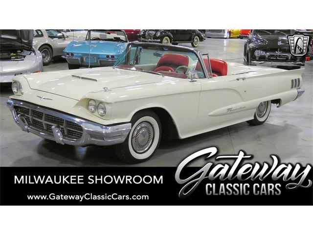 1960 Ford Thunderbird (CC-1342051) for sale in O'Fallon, Illinois