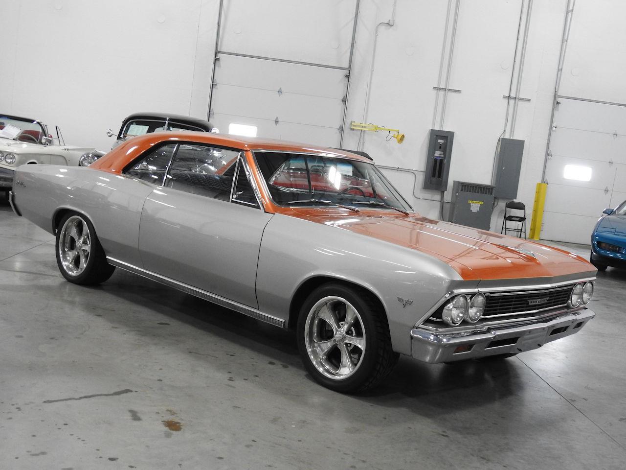 1966 Chevrolet Chevelle (CC-1342052) for sale in O'Fallon, Illinois