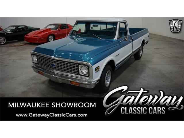 1971 Chevrolet C10 (CC-1342057) for sale in O'Fallon, Illinois