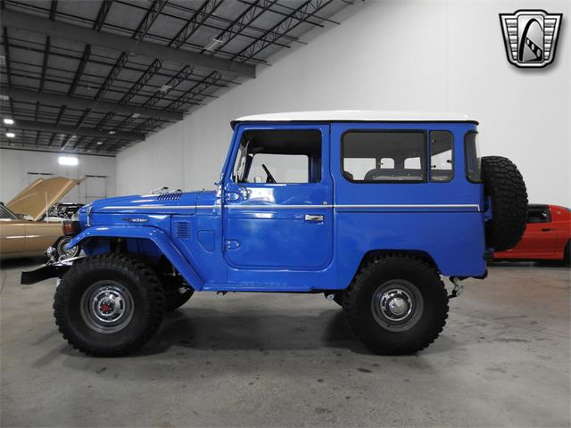 1978 Toyota Land Cruiser FJ40 (CC-1342060) for sale in O'Fallon, Illinois
