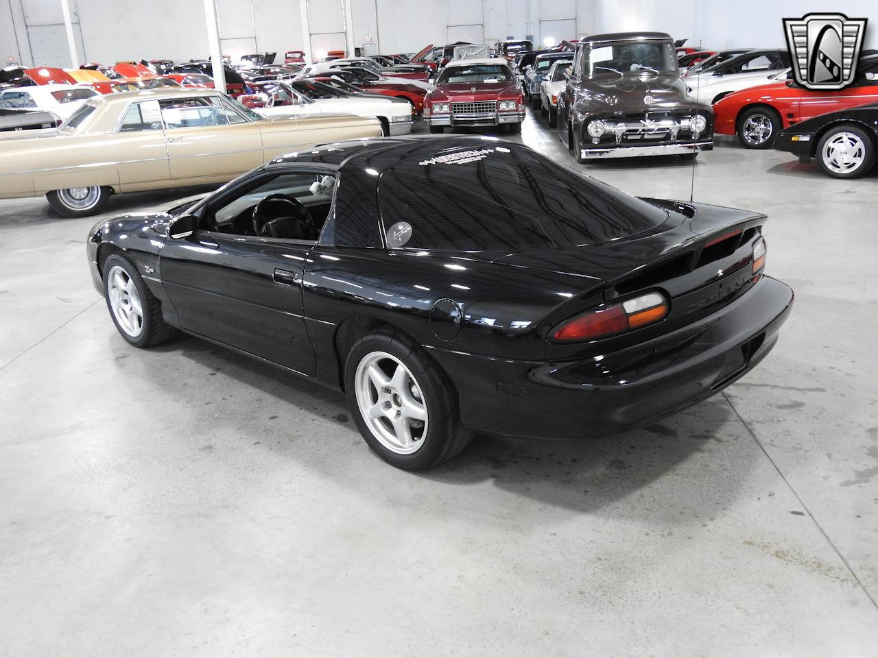 2000 Chevrolet Camaro (CC-1342076) for sale in O'Fallon, Illinois