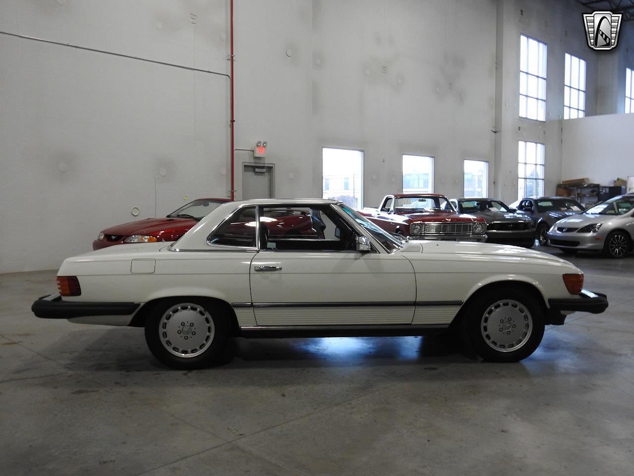 1978 Mercedes-Benz 450SL (CC-1342077) for sale in O'Fallon, Illinois