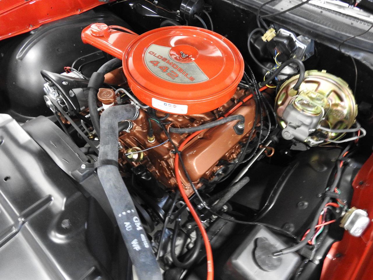 1969 Oldsmobile 442 (CC-1342085) for sale in O'Fallon, Illinois