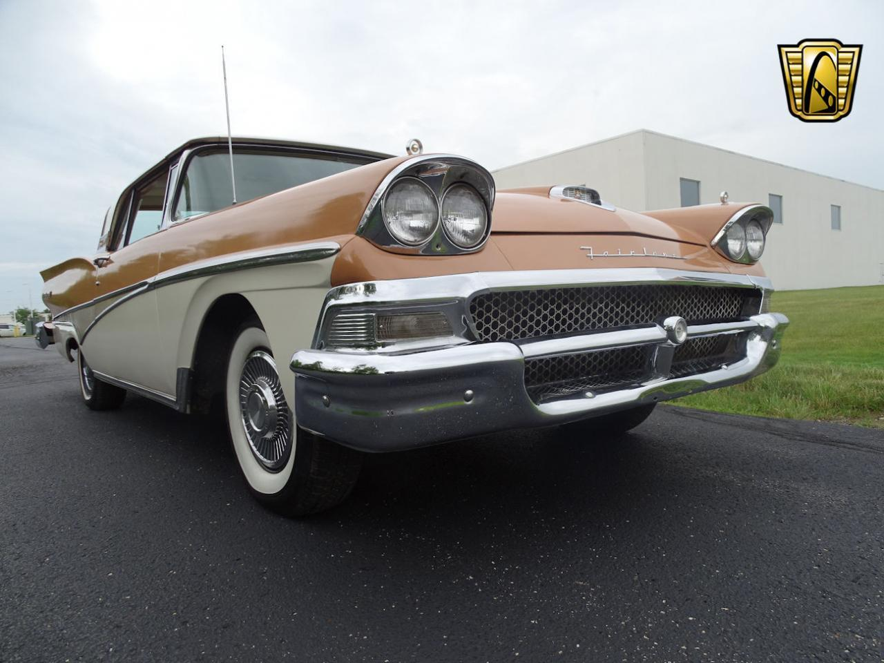 1958 Ford Fairlane (CC-1342099) for sale in O'Fallon, Illinois