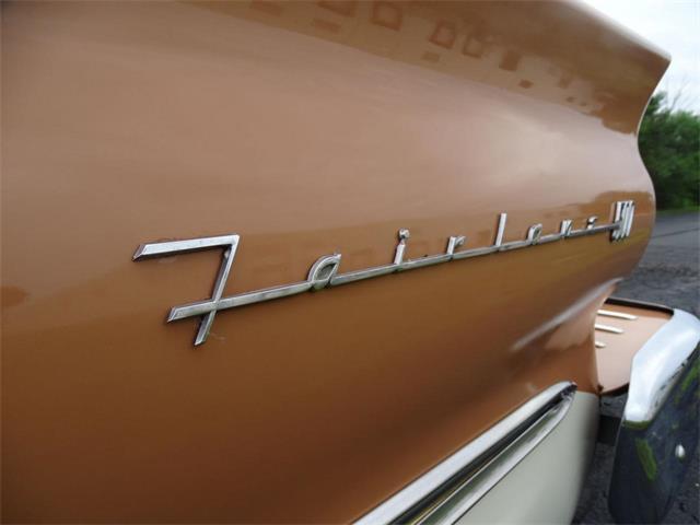 1958 Ford Fairlane (CC-1342099) for sale in O'Fallon, Illinois